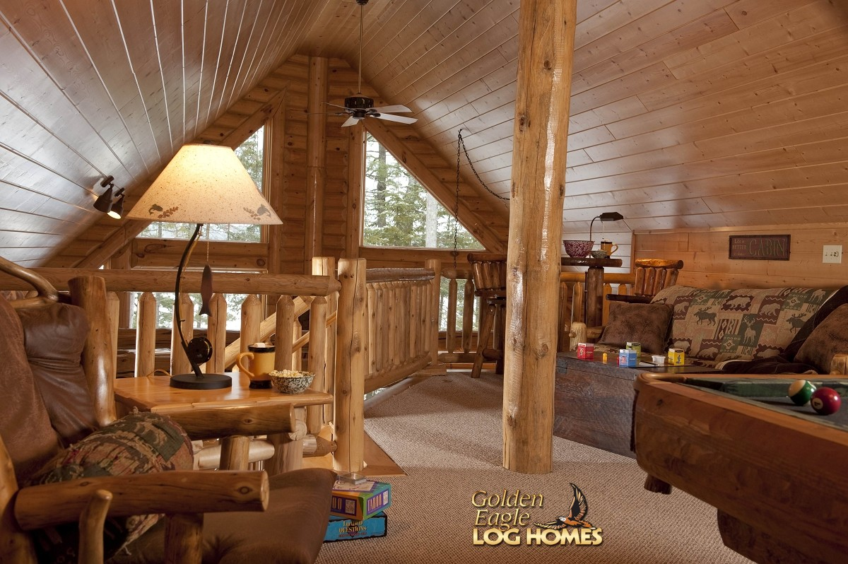 Golden Eagle Log And Timber Homes Log Home Cabin Pictures Photos Modified Northern Eagle 1906al
