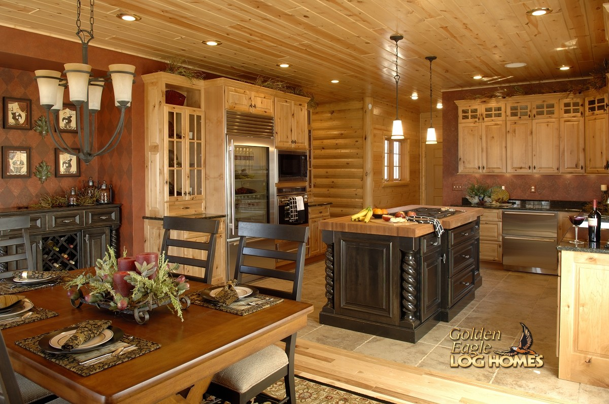 Golden Eagle Log Homes Log Home Cabin Pictures Photos Country 39 S