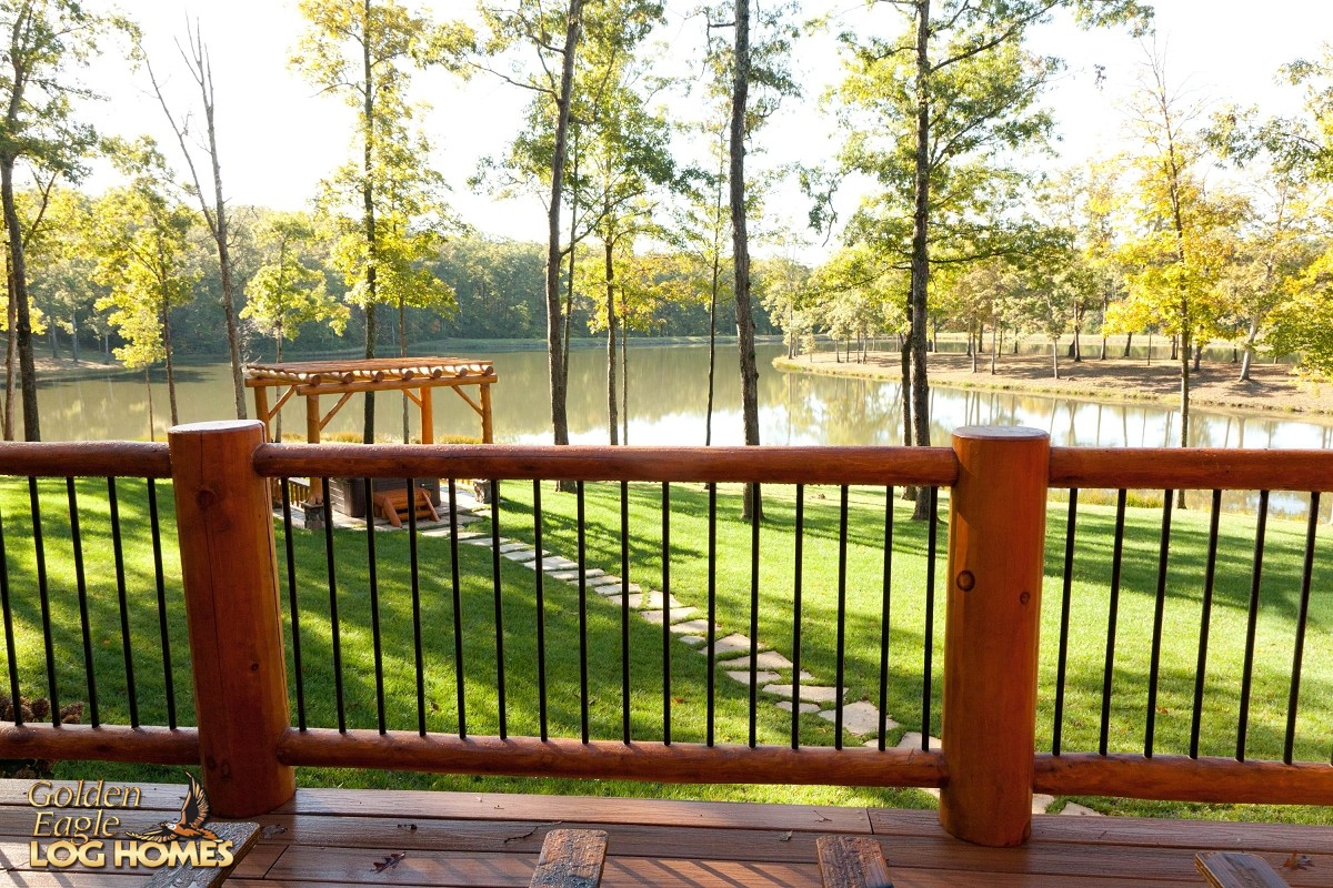 1000 Images About Deck Railings On Pinterest Deck Railings Iron Railings And Log Homes